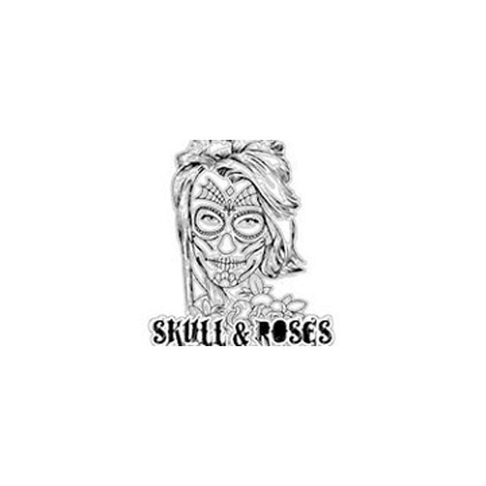 Skull-&-Roses