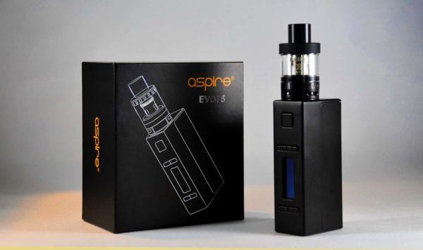 Aspire Evo75 Vape Kit