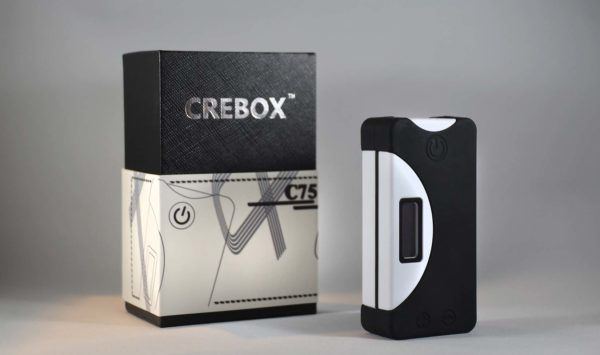 Crebox 75W Vape Box Mod Available At Vapeloft MD