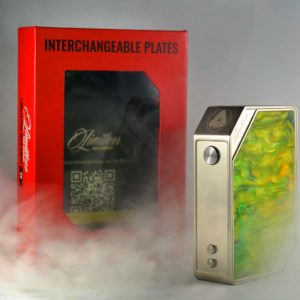 Limitless Classic 220 Box Mod Available at Vapeloft MD