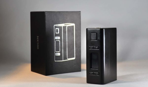 Aspire NX100 Box Mod Available At VapeLoft MD