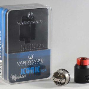 The Vandy Vape Iconic RDA