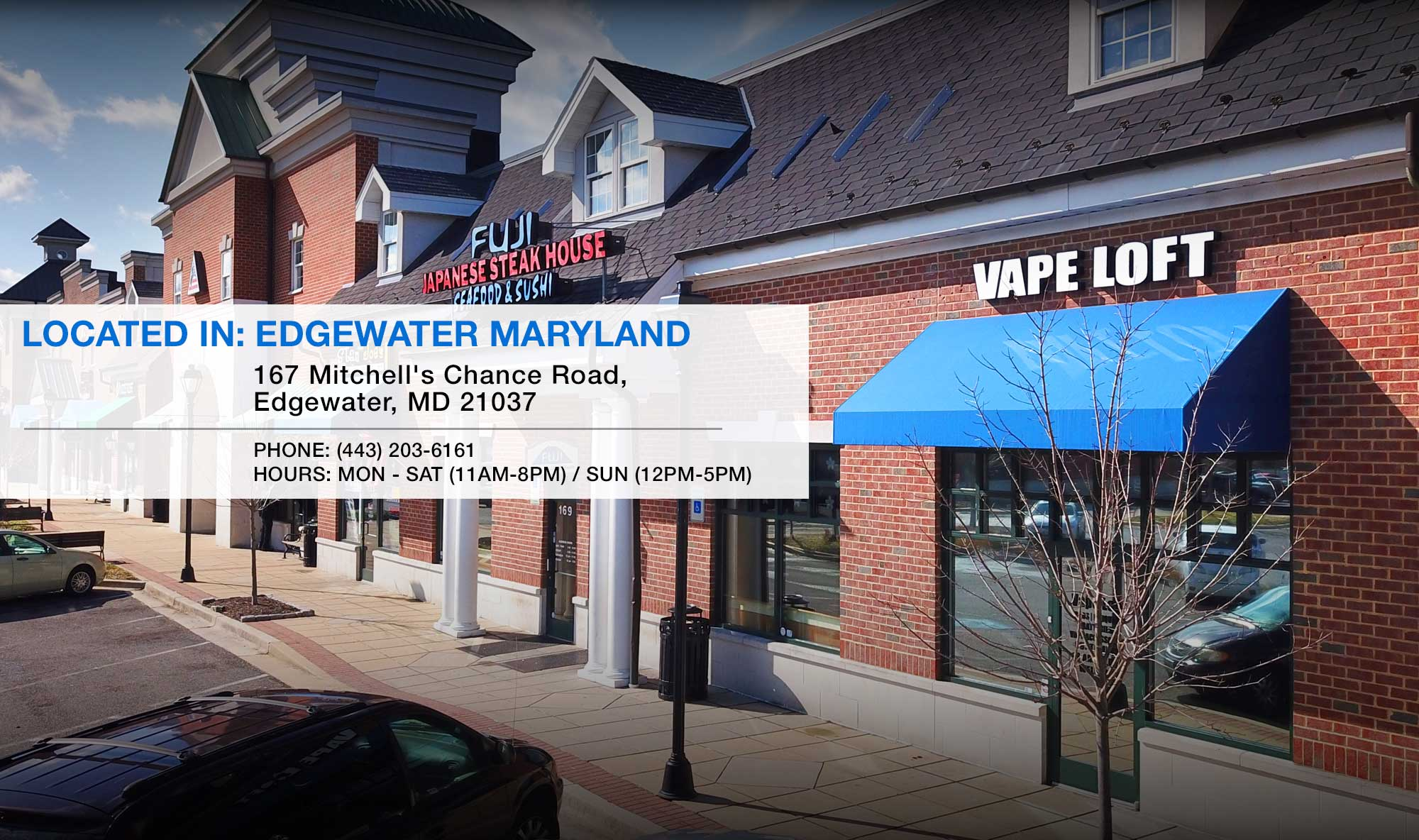 Vapeloft Maryland Vape Product For Sale Edgewater Maryland