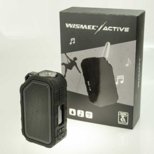 Wismec ACTIVE 80W Box Mod Bluetooth Speaker