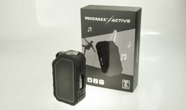 Wismec ACTIVE 80W Box Mod Bluetooth Speaker